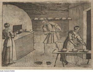 Frühe Bäckerei